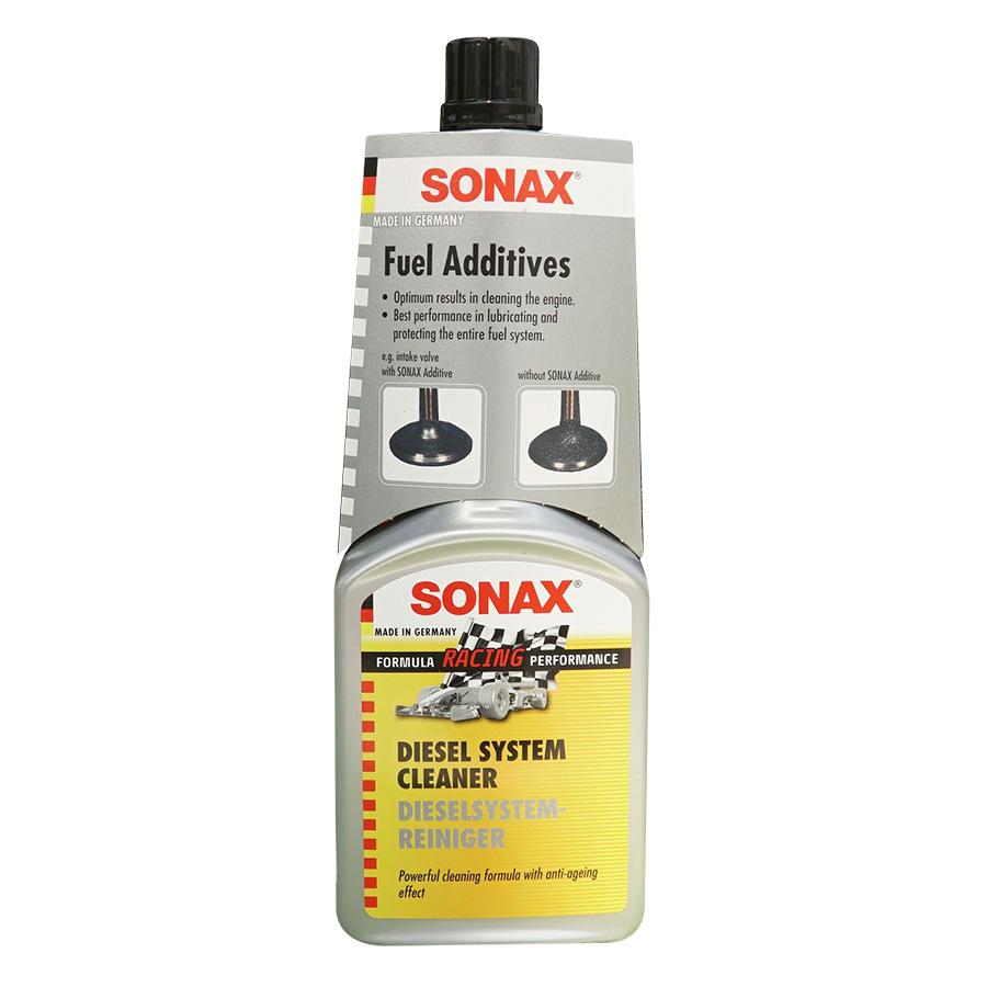 Chất Làm Sạch Và Bảo Vệ Hệ Thống Xăng - Sonax Fuel System Cleaner