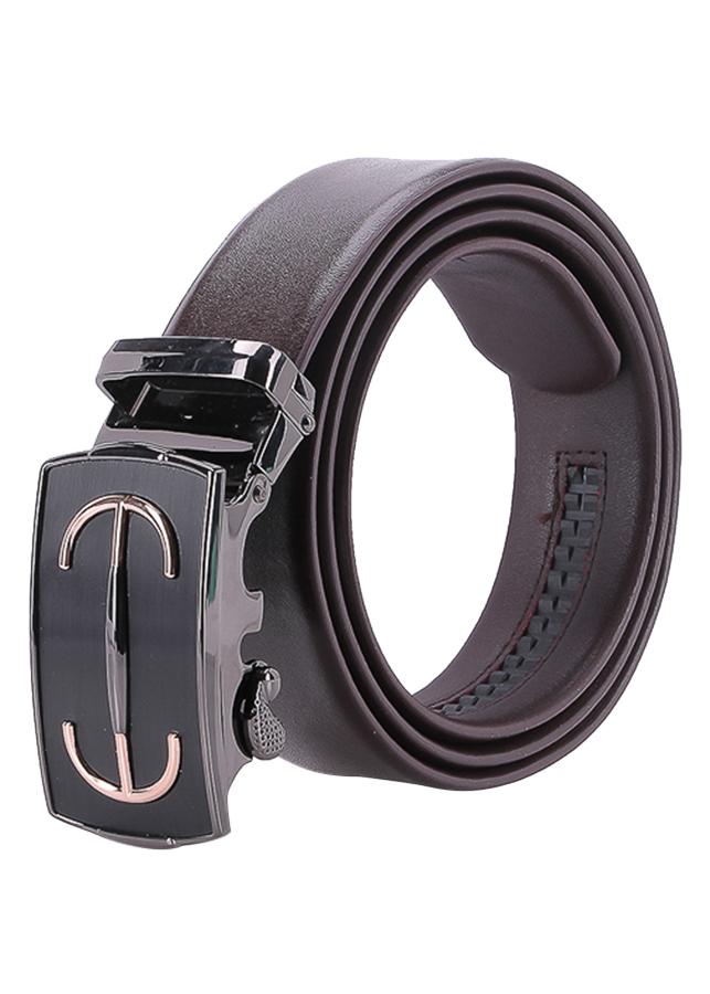 Thắt Lưng Nam Da Thuộc VL Leather VLD0003 - Nâu