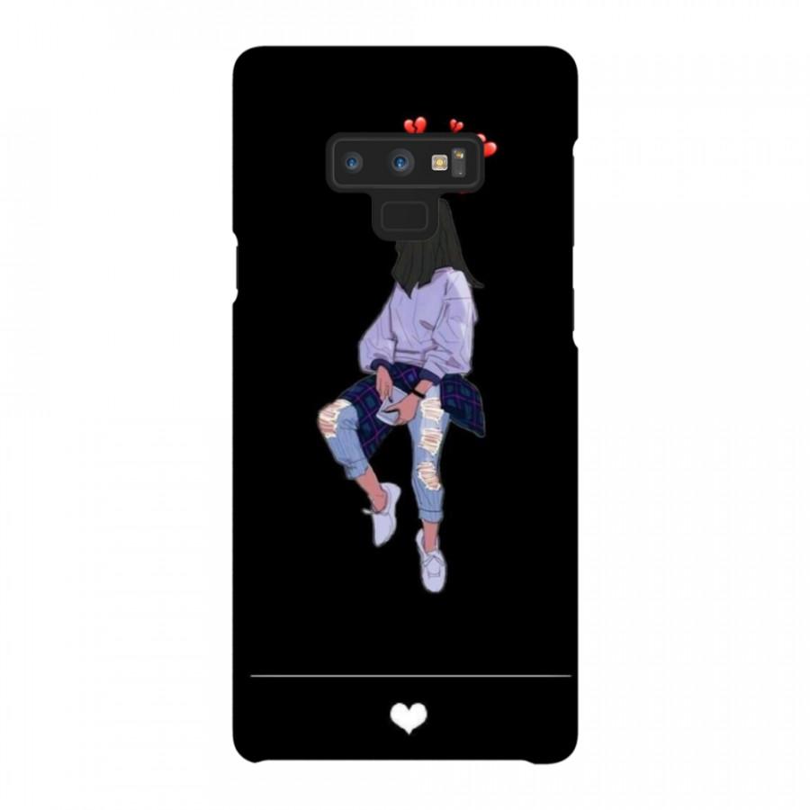 Ốp Lưng Cho Điện Thoại Samsung Galaxy Note 9 - Mẫu 385