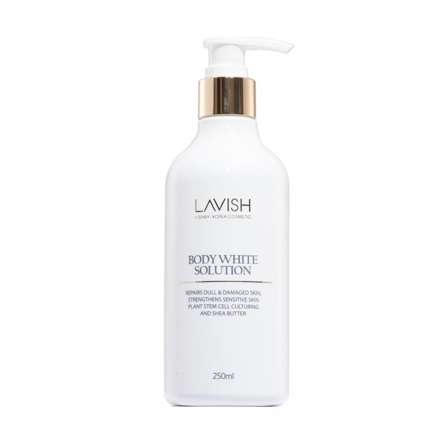 Kem ủ trắng chuyên sâu dành cho body Lavish H Baby (250ml) - 1069593 , 3131657538541 , 62_3657805 , 880000 , Kem-u-trang-chuyen-sau-danh-cho-body-Lavish-H-Baby-250ml-62_3657805 , tiki.vn , Kem ủ trắng chuyên sâu dành cho body Lavish H Baby (250ml)