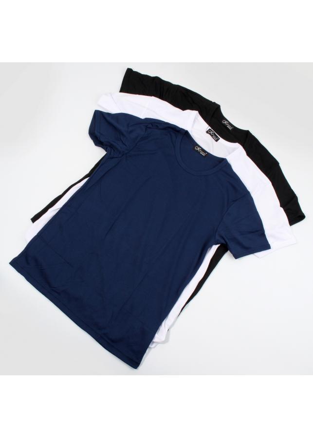 Combo 3 Áo tay ngắncổ tròn vải lưới Kisetsu - KIS241662