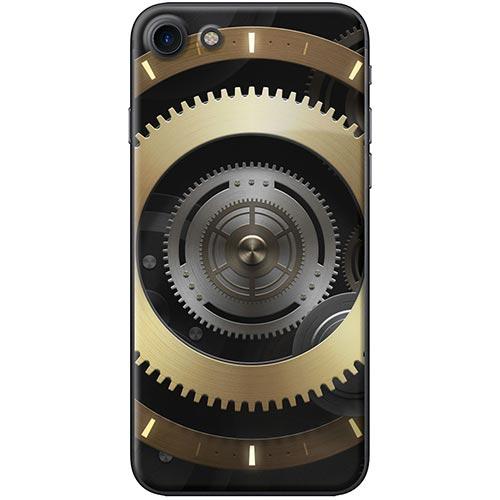 Ốp Lưng Hình Bánh Răng Đồng Dành Cho iPhone 7 / 8