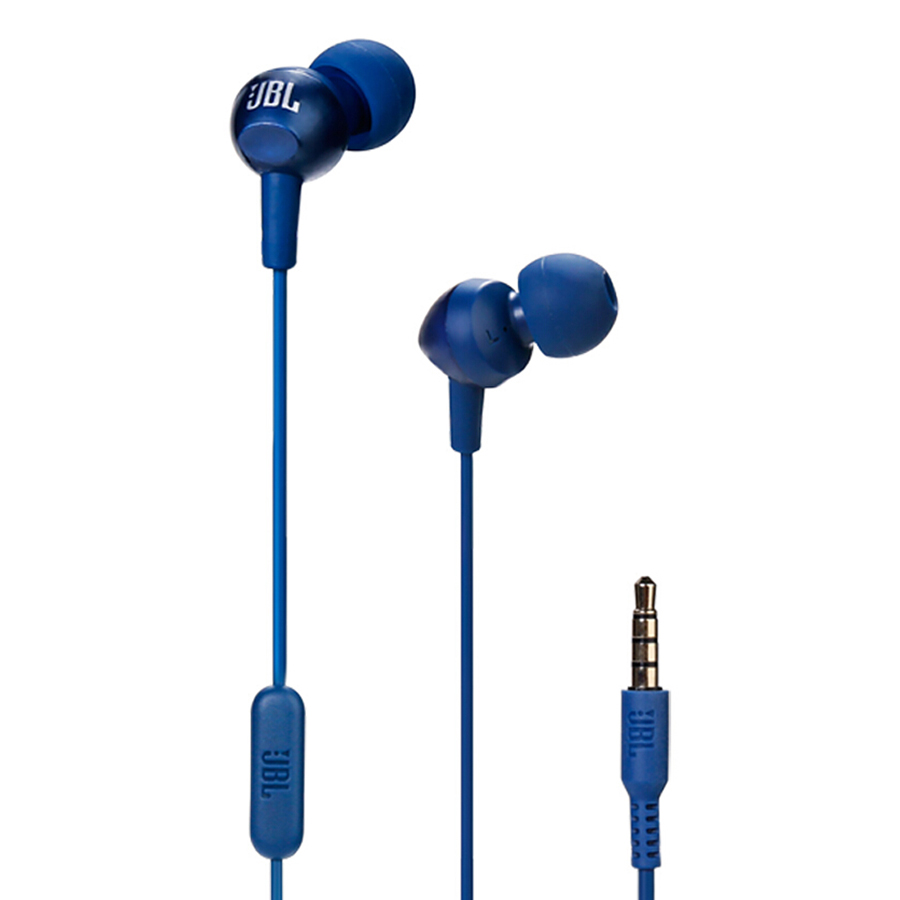 JBL C200SI In-ear Headphones 3.5mm Wired Stereo Music Headset Sports Earphone In-line Control with Mic Smart Phone - 2162882 , 3782790093758 , 62_13836603 , 576000 , JBL-C200SI-In-ear-Headphones-3.5mm-Wired-Stereo-Music-Headset-Sports-Earphone-In-line-Control-with-Mic-Smart-Phone-62_13836603 , tiki.vn , JBL C200SI In-ear Headphones 3.5mm Wired Stereo Music Headset Sport