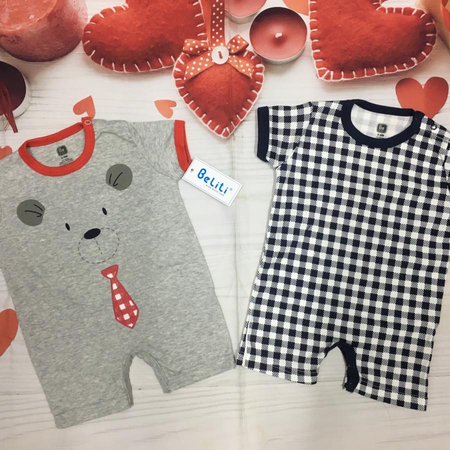 Quần áo cho bé sơ sinh mùa hè 2 chiếc - 2365261 , 6572969187381 , 62_15462909 , 150000 , Quan-ao-cho-be-so-sinh-mua-he-2-chiec-62_15462909 , tiki.vn , Quần áo cho bé sơ sinh mùa hè 2 chiếc