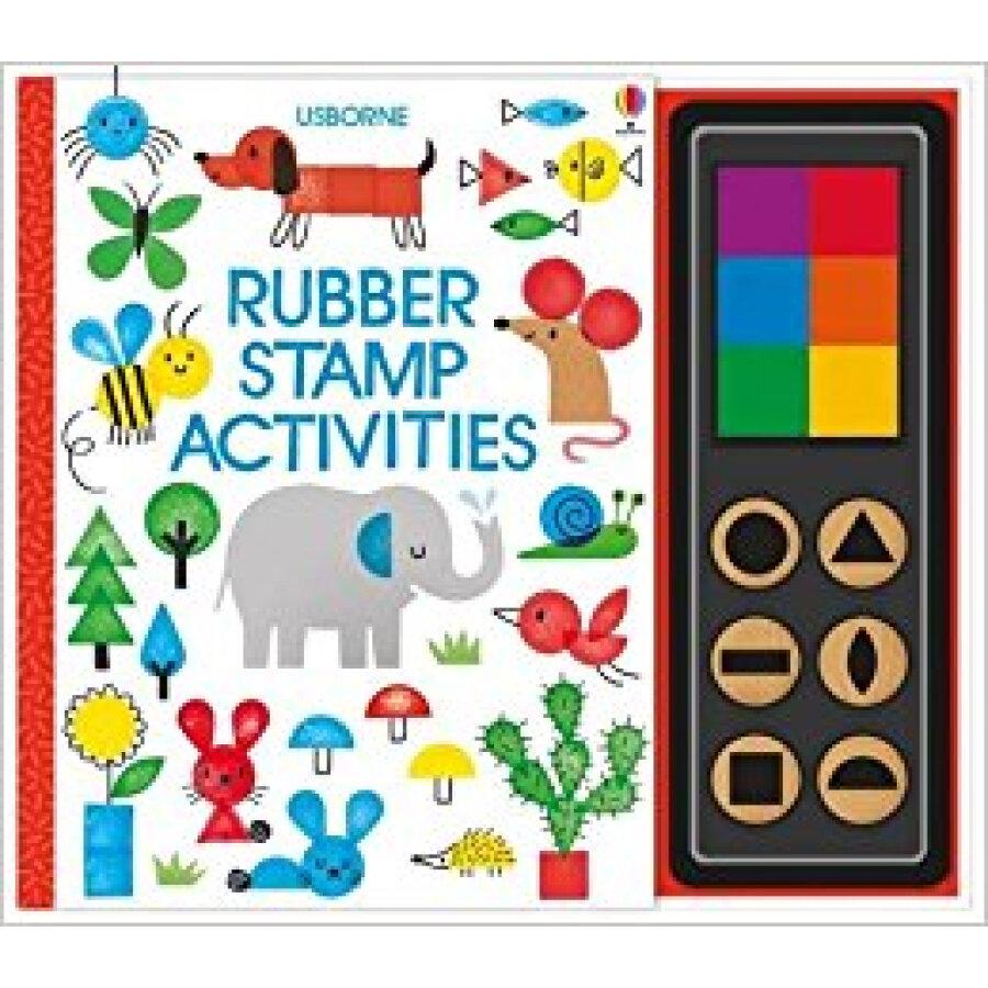 Rubber Stamp Activities Usborne