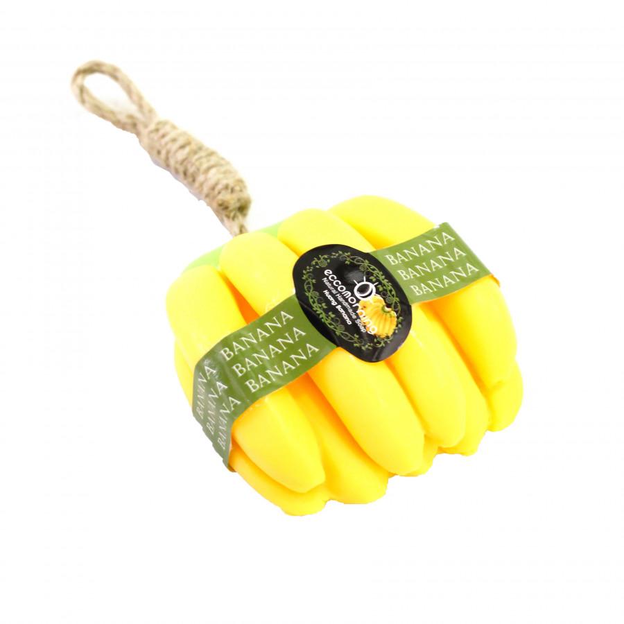 Xà Bông Handmade ECCOMORNING Hình Trái Cây