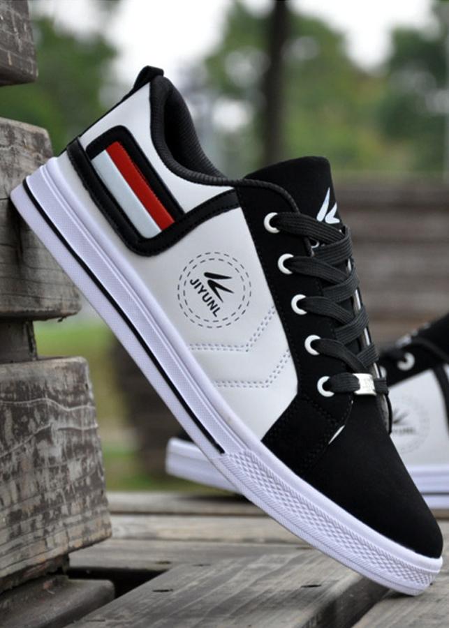 Giày sneaker Nam phong cách lịch lãm 96508 - 2299304 , 5821528584996 , 62_14787497 , 608000 , Giay-sneaker-Nam-phong-cach-lich-lam-96508-62_14787497 , tiki.vn , Giày sneaker Nam phong cách lịch lãm 96508