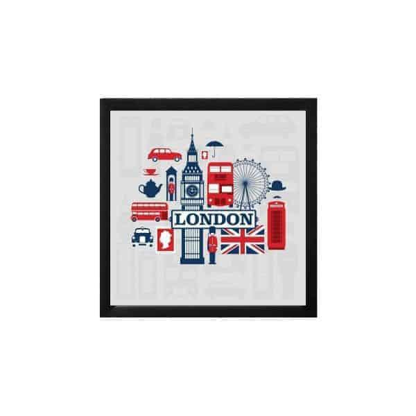 Tranh trang trí in Canvas London - 7052330 , 5058065624001 , 62_10335272 , 328000 , Tranh-trang-tri-in-Canvas-London-62_10335272 , tiki.vn , Tranh trang trí in Canvas London