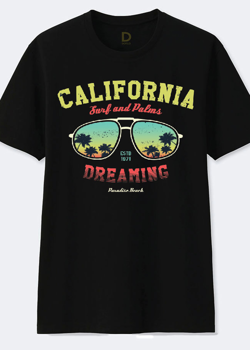 áo thun Dotilo nam California - hm717