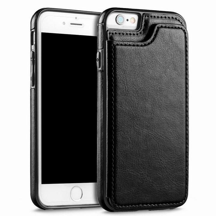 Bao da Iphone X, Xs, Xs Max, 6,7,8, Plus kiêm ví đựng tiền, thẻ, card rất tiện lợi - 2113794 , 3640633808474 , 62_13372592 , 385000 , Bao-da-Iphone-X-Xs-Xs-Max-678-Plus-kiem-vi-dung-tien-the-card-rat-tien-loi-62_13372592 , tiki.vn , Bao da Iphone X, Xs, Xs Max, 6,7,8, Plus kiêm ví đựng tiền, thẻ, card rất tiện lợi