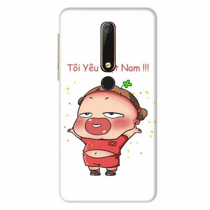 Ốp Lưng Dành Cho Nokia 6 2018 Quynh Aka 1