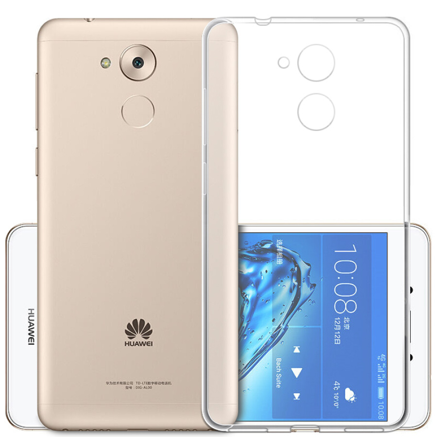 Ốp Điện Thoại KOOLIFE Cho Huawei 6S Bằng Silicon Trong Suốt