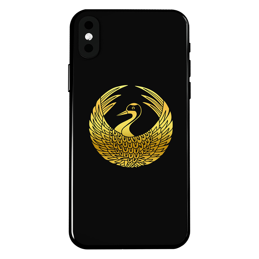 Ốp Lưng Silicon Dành Cho Điện Thoại Touken Ranbu 04 - iPhone X