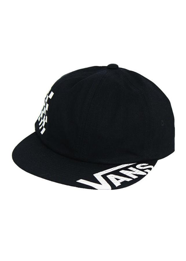 Nón Nam Cap Vans VN0A3HN7BLK - Black
