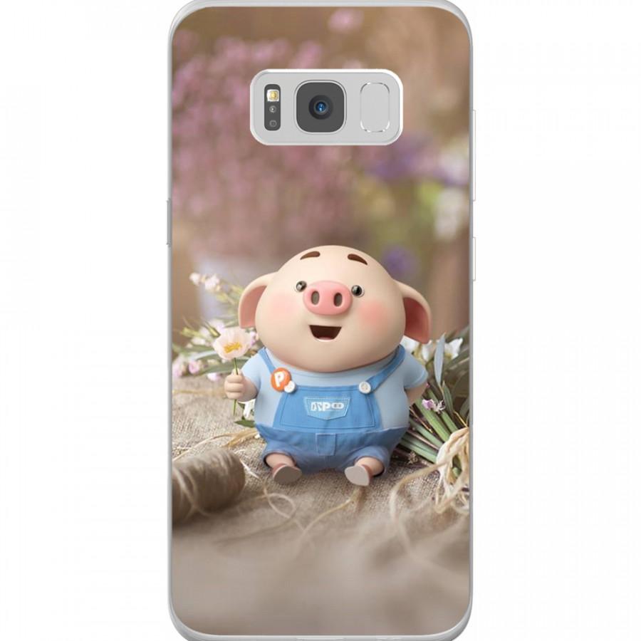 Ốp Lưng Cho Điện Thoại Samsung Galaxy S8 Plus - Mẫu aheocon 102
