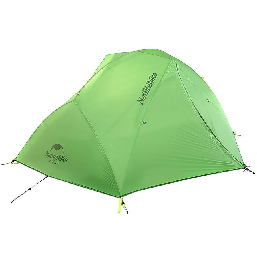Lều Cắm Trại 2 Người Siêu Nhẹ Naturehike Star River Series 2 - Màu Cam