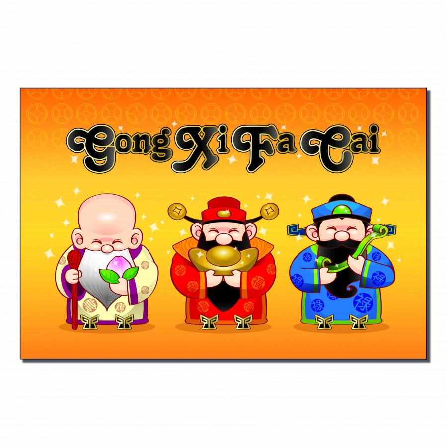 Tranh trang trí in PP Gong Xi Fat Cai - 5146310 , 4780718605730 , 62_16634894 , 766000 , Tranh-trang-tri-in-PP-Gong-Xi-Fat-Cai-62_16634894 , tiki.vn , Tranh trang trí in PP Gong Xi Fat Cai