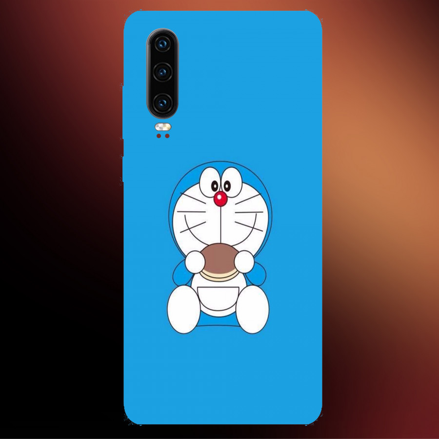 Ốp Lưng Dành Cho Máy Huawei P30-Ốp Dẻo Cao Cấp In Hình Doremon,Mẫu ốp mới Siêu Đẹp Siêu Hot