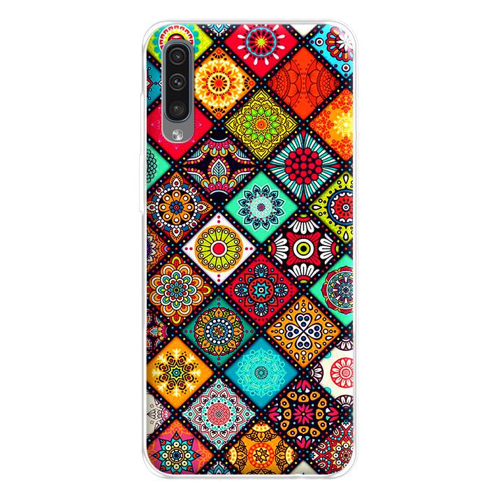 Ốp lưng dẻo cho điện thoại Samsung Galaxy A50 - 224 0103 THOCAM05