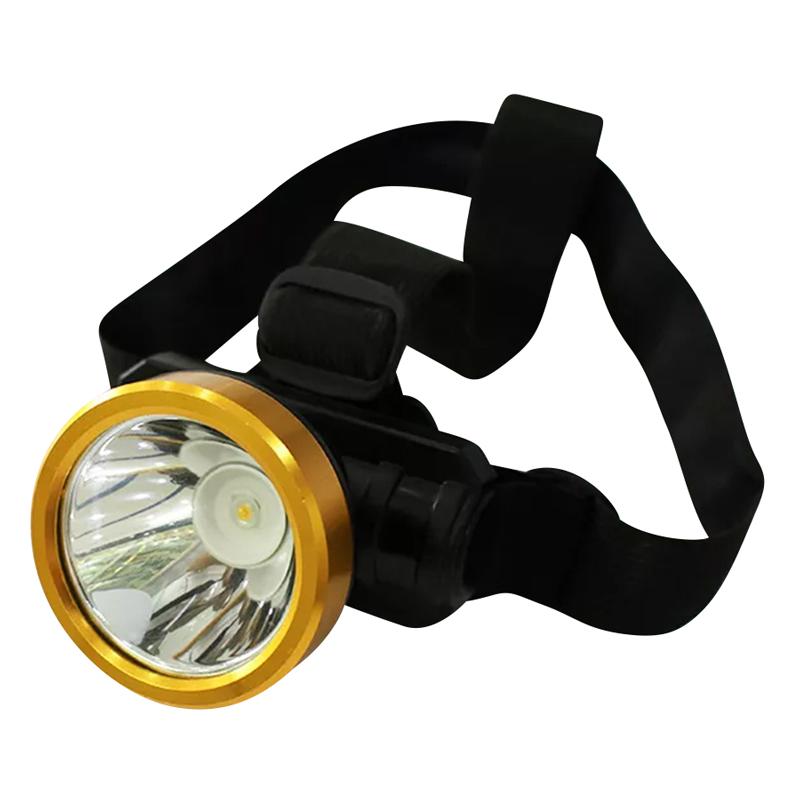 Đèn LED Đội Đầu Suntek A15 - Ánh Sáng Vàng