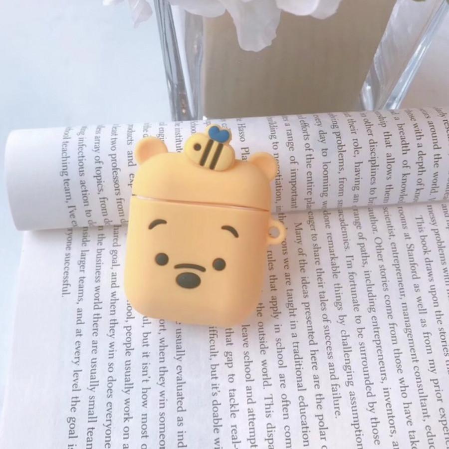 Hộp đựng dành cho Airpods Pooh