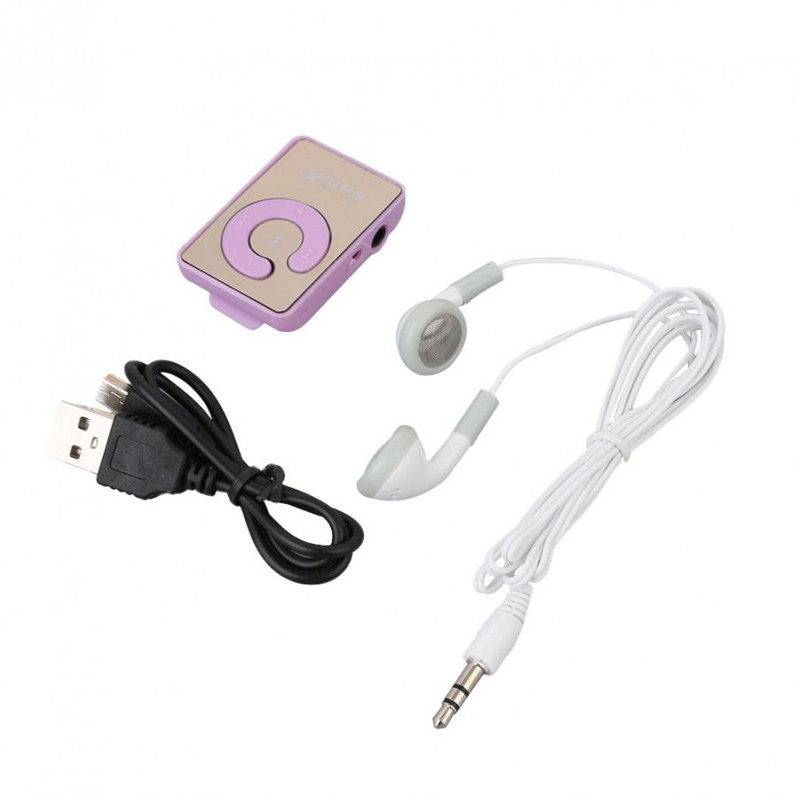 Máy Nghe Nhạc Kĩ Thuật Số MP3 Mini (70mAh)