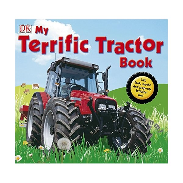 My Terrific Tractor Book - 964853 , 7928116146784 , 62_2291597 , 330000 , My-Terrific-Tractor-Book-62_2291597 , tiki.vn , My Terrific Tractor Book