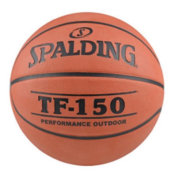 Bóng rổ Spalding TF150 Performance outdoor- Tặng kèm Kim bơm bóng và túi lưới đựng bóng