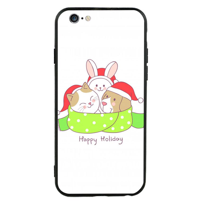 Ốp lưng viền TPU cho điện thoại Iphone 6 Plus/6s Plus - Happy Holiday - 1256840 , 6090990145700 , 62_15026044 , 200000 , Op-lung-vien-TPU-cho-dien-thoai-Iphone-6-Plus-6s-Plus-Happy-Holiday-62_15026044 , tiki.vn , Ốp lưng viền TPU cho điện thoại Iphone 6 Plus/6s Plus - Happy Holiday