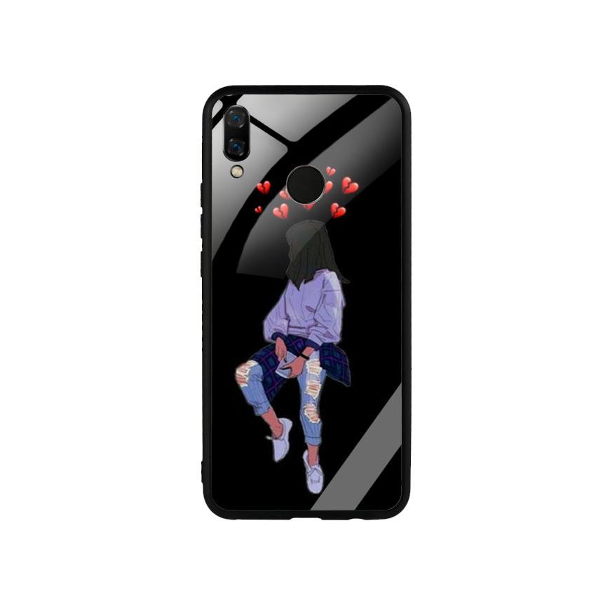 Ốp Lưng Kính Cường Lực cho điện thoại Huawei Nova 3i - Alone 05