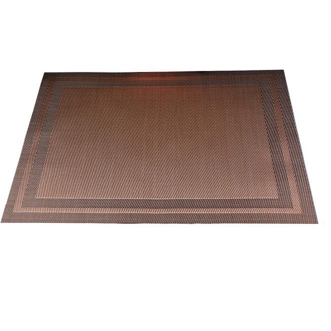 Combo 4 tấm lót bàn ăn bằng nhựa L3