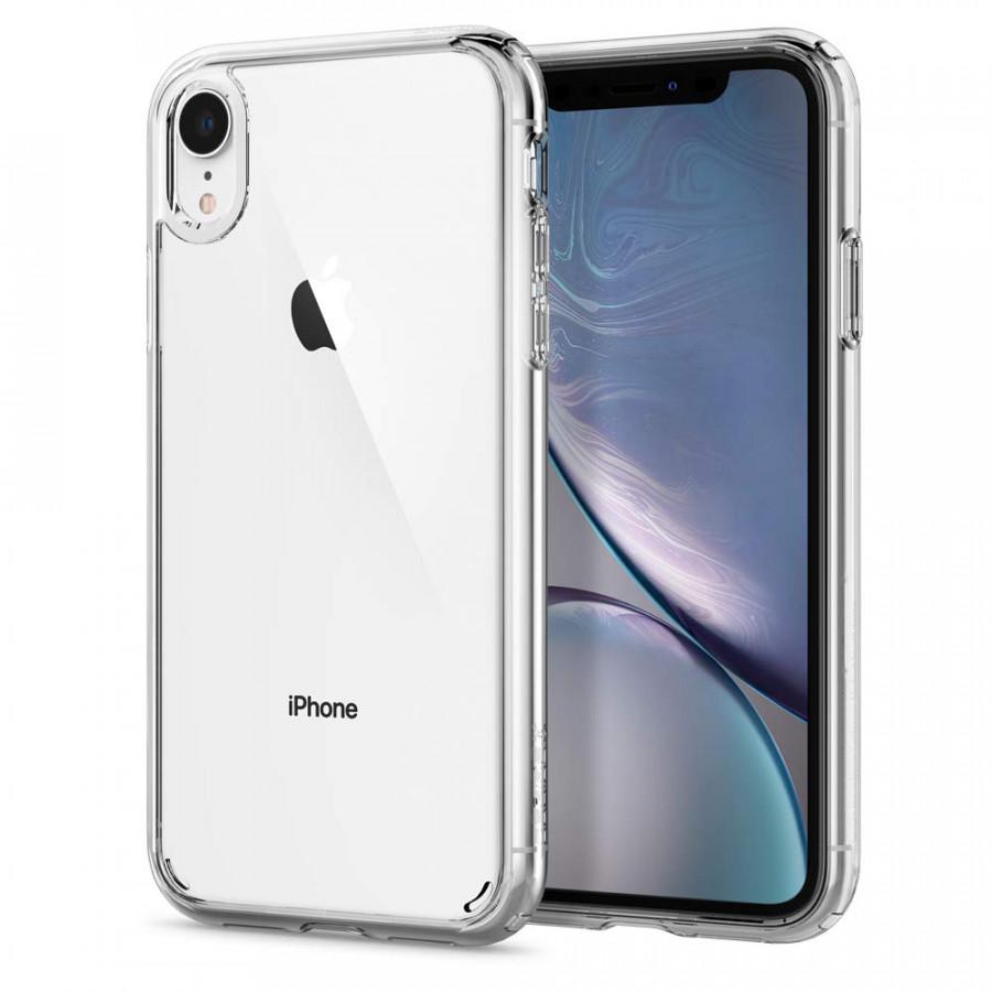 Ốp lưng iPhone XR Spigen Ultra Hybrid - Hàng Chính hãng