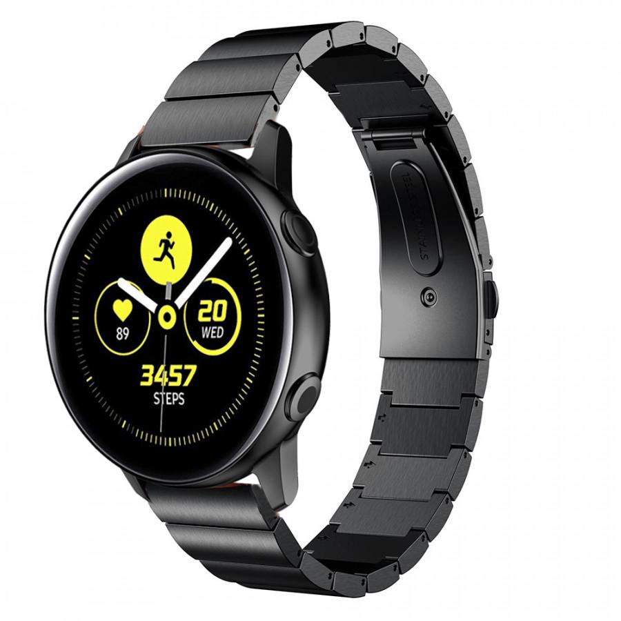 Dây Thép Khối Cho Galaxy Active Watch, Galaxy Watch 42, Gear Sport (Size 20mm) _Hàng NHập Khẩu - 1519980 , 9364593521047 , 62_14850691 , 590000 , Day-Thep-Khoi-Cho-Galaxy-Active-Watch-Galaxy-Watch-42-Gear-Sport-Size-20mm-_Hang-NHap-Khau-62_14850691 , tiki.vn , Dây Thép Khối Cho Galaxy Active Watch, Galaxy Watch 42, Gear Sport (Size 20mm) _Hàng N