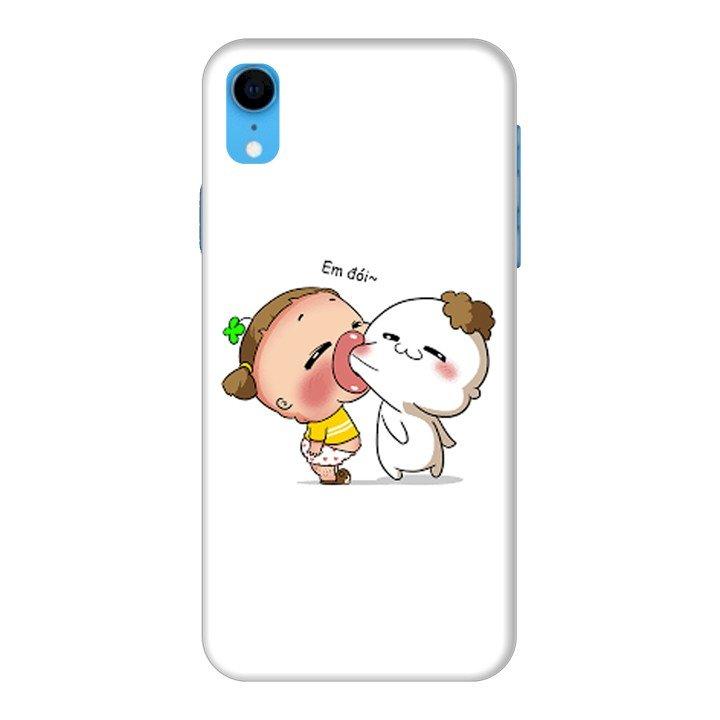 Ốp Lưng Dành Cho Điện Thoại iPhone XR Quỳnh AKA 6