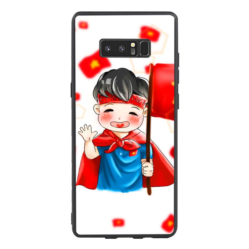 Ốp Lưng Viền TPU Cho Samsung Galaxy Note 8 - U23 Mẫu 6