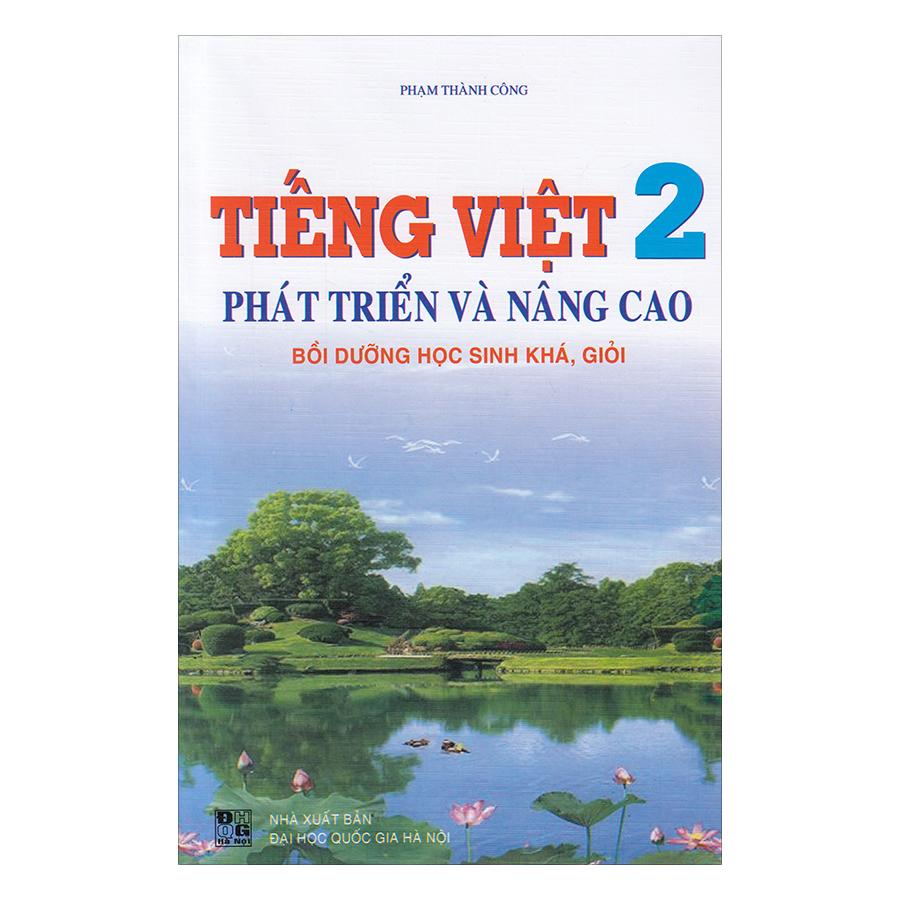 Phát Triển Và Nâng Cao Tiếng Việt Lớp 2