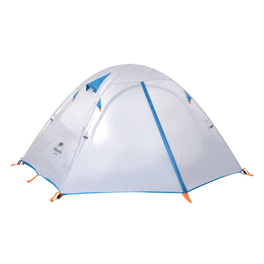 Lều Cắm Trại 3 - 4 Người Naturehike Dòng Cao Cấp  - Trắng