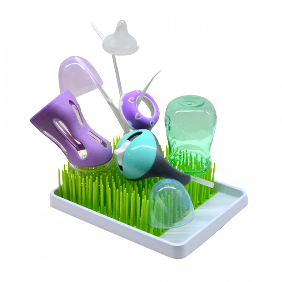 Baby Bottle Drying Rack for Sippy Cup Nipples Dishes Breast Pump Accessories Dryer Stand Drainer Mat