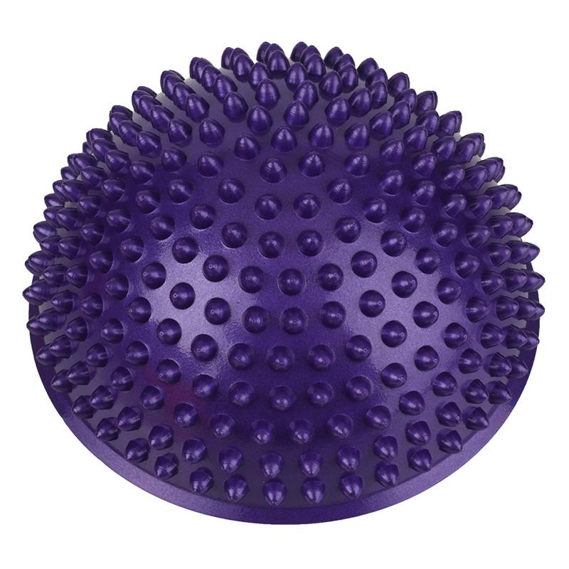 Yoga Durian Ball Massage Mat Point Half ball Fitness GYM Balance Ball