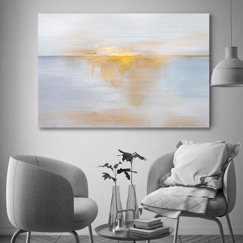 Tranh Canvas Abstract Đường Chân Biển - 1964015 , 4742076853758 , 62_14713093 , 509000 , Tranh-Canvas-Abstract-Duong-Chan-Bien-62_14713093 , tiki.vn , Tranh Canvas Abstract Đường Chân Biển