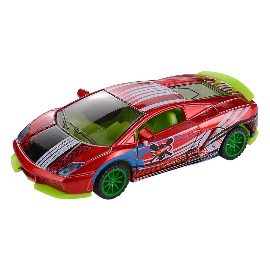 Xe Mô Hình Kim Loại Copy Car W7733-95-1