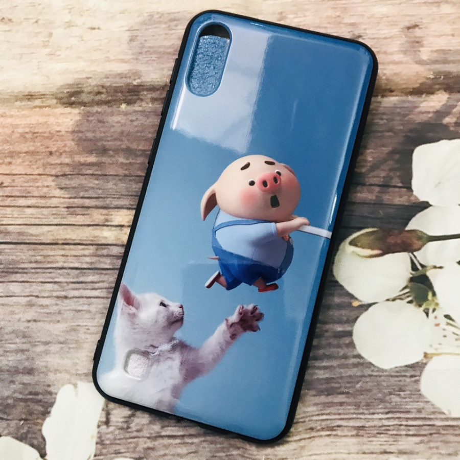 Ốp lưng cho Samsung A10 cứng bóng in hình kute - Mèo bắt lợn - 7420849 , 2104689227661 , 62_15444456 , 165000 , Op-lung-cho-Samsung-A10-cung-bong-in-hinh-kute-Meo-bat-lon-62_15444456 , tiki.vn , Ốp lưng cho Samsung A10 cứng bóng in hình kute - Mèo bắt lợn