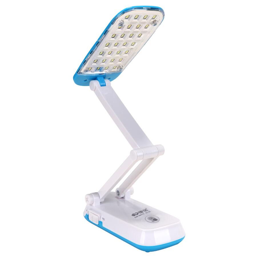 Đèn LED Để Bàn Sạc Được KANGMING KM-6677C