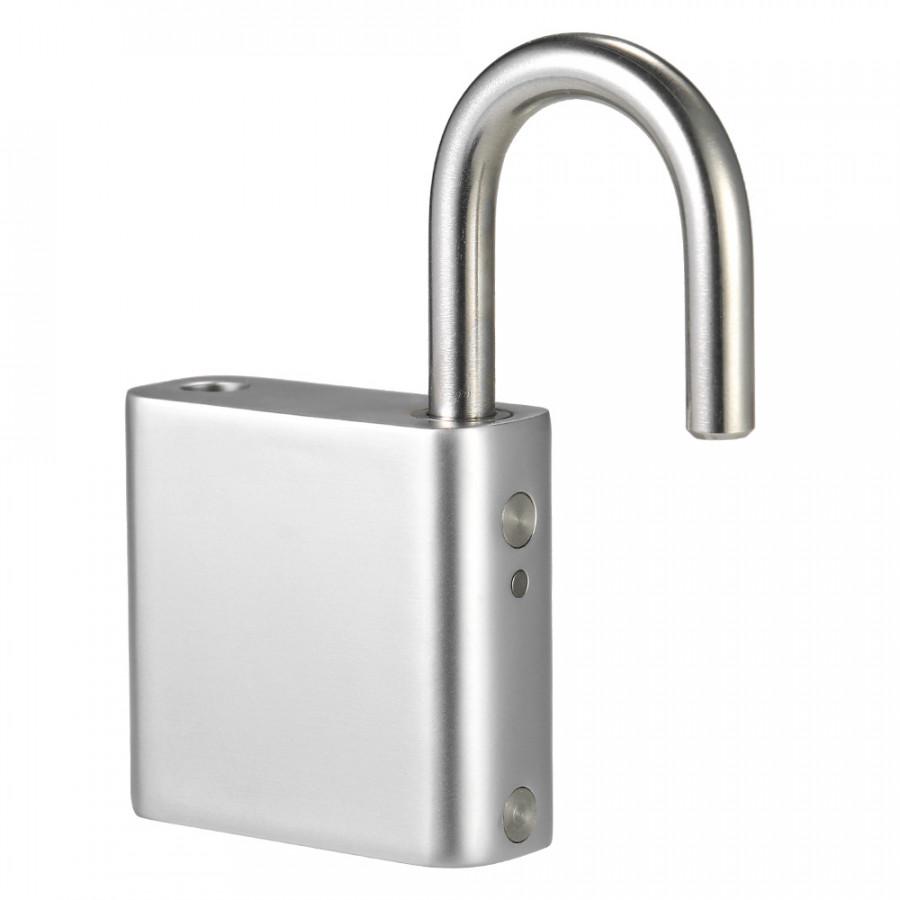 Bt Smart Keyless Lock Waterproof App Unlock Anti-Theft Padlock Door Luggage Case Locker Lock For Android Ios System