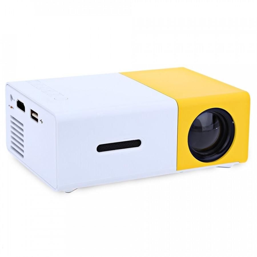 Máy Chiếu Mini YG-300 Smart LED Độ Phân Giải 1920×1080 - 784753 , 1166620386302 , 62_13569443 , 1450000 , May-Chieu-Mini-YG-300-Smart-LED-Do-Phan-Giai-19201080-62_13569443 , tiki.vn , Máy Chiếu Mini YG-300 Smart LED Độ Phân Giải 1920×1080