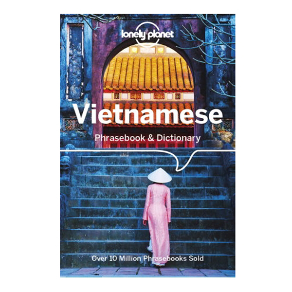 Vietnamese Phrasebook  Dictionary 8Ed.