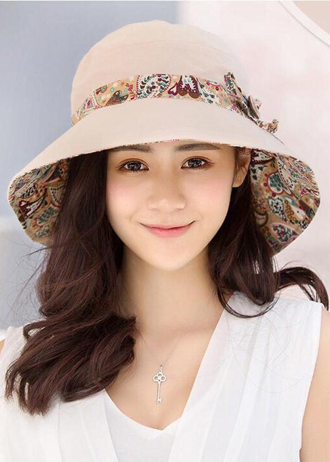 Mũ vải nữ rộng vành nữ tính, duyên dáng HQC6603 - 9839135 , 8561692811258 , 62_17614566 , 165000 , Mu-vai-nu-rong-vanh-nu-tinh-duyen-dang-HQC6603-62_17614566 , tiki.vn , Mũ vải nữ rộng vành nữ tính, duyên dáng HQC6603