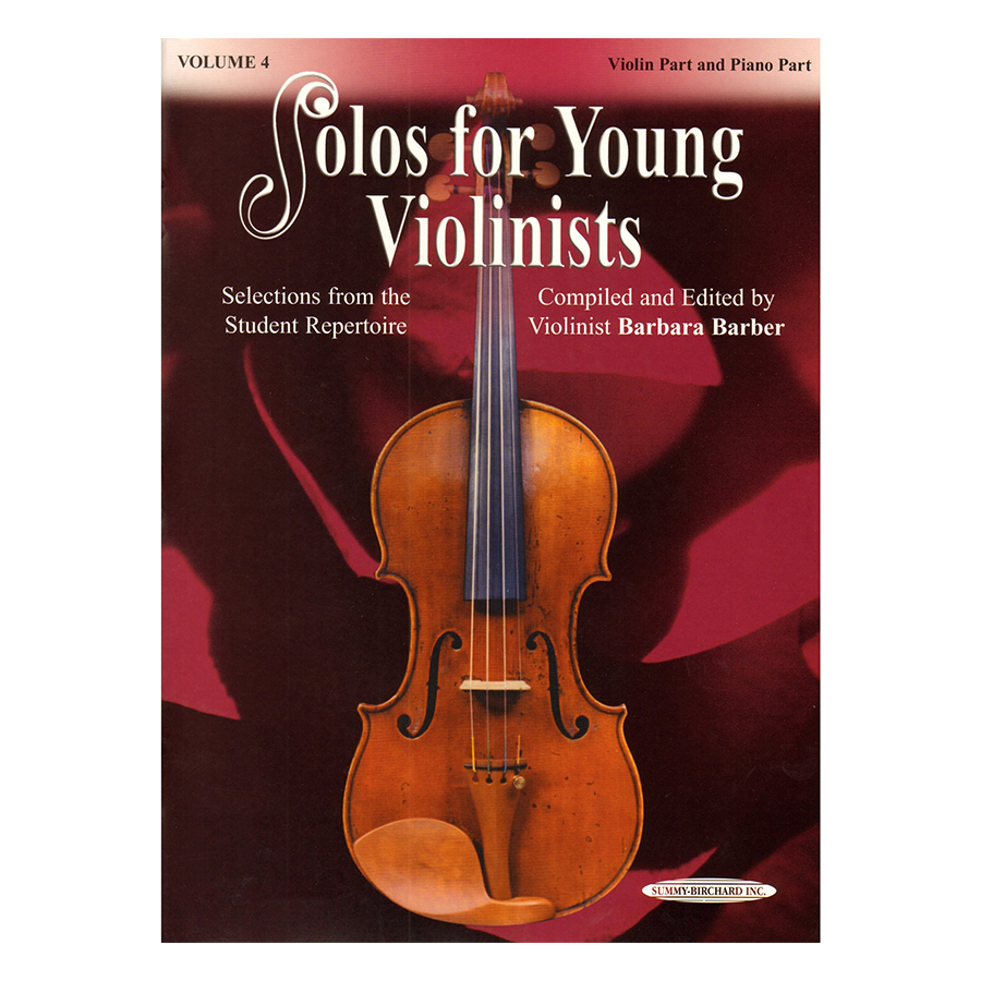 Solos for Young Violinists