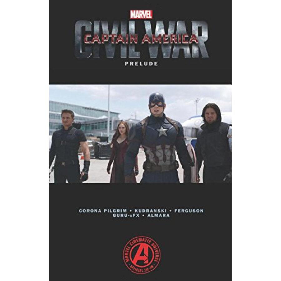 Marvels Captain America: Civil War Prelude