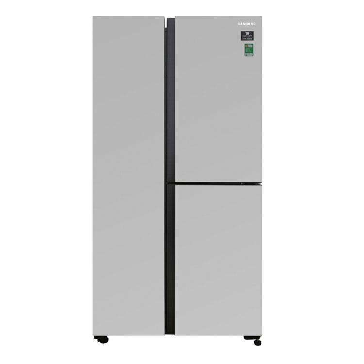 Tủ Lạnh Side By Side Inverter Samsung RS63R5571SL/SV (634L) - Hàng Chính Hãng